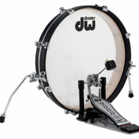 DW Bass Drum Design Pancake (Spurs)