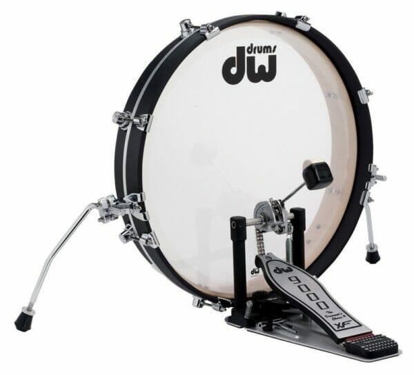 DW Bass Drum Design Pancake (Spurs)