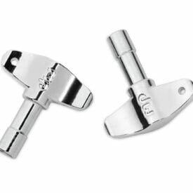 DW Standard Drum Key 2 Pk - Clamshell