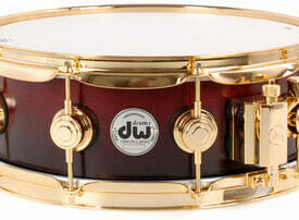 DW Collector's Satin Specialty Snare Drum 13 x 5""