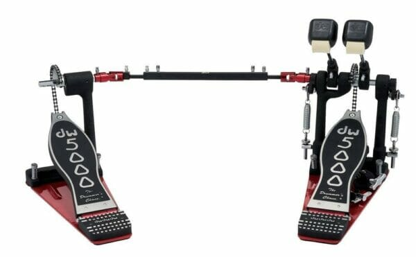 DW 5000 Series Accelerator Single Chain Double Pedal