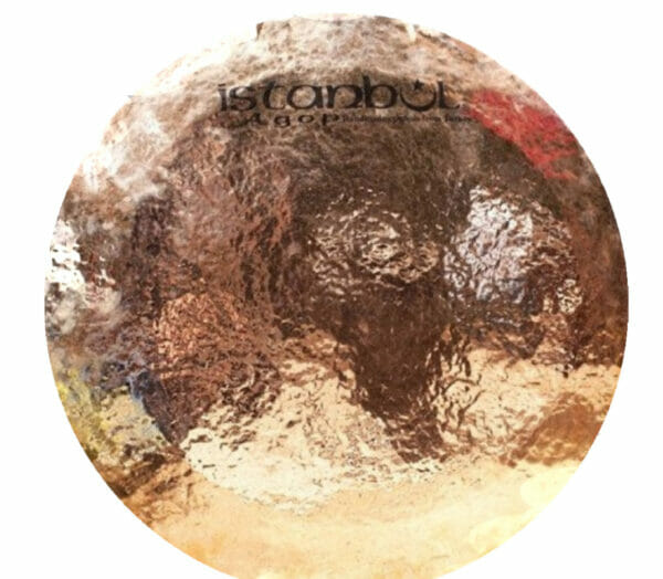 """Istanbul Agop 22"""" Brilliant Gong"""