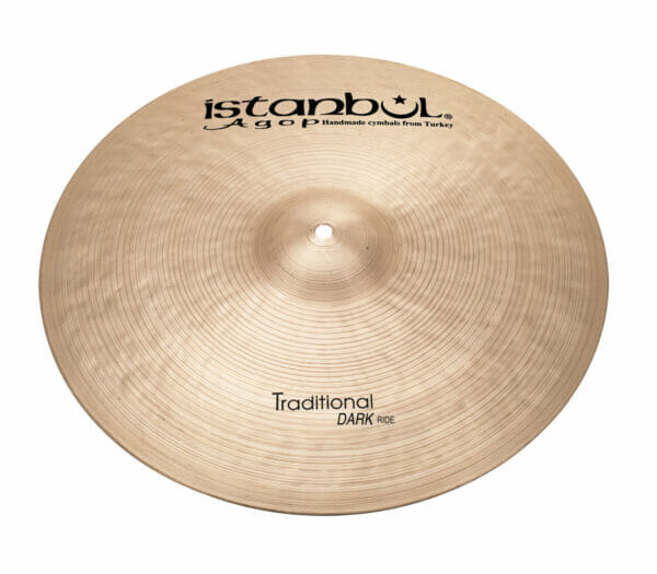 Istanbul Agop 26″ Traditional Dark Ride
