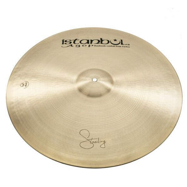 Istanbul Agop 22' Sterling Ride
