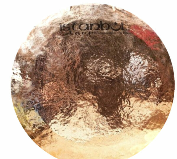 """Istanbul Agop 20"""" Brilliant Gong"""