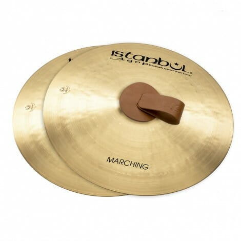 """Istanbul Agop 17"""" Traditional Marching Series"""