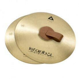 Istanbul Agop 16″ Xist Marching Series Regular