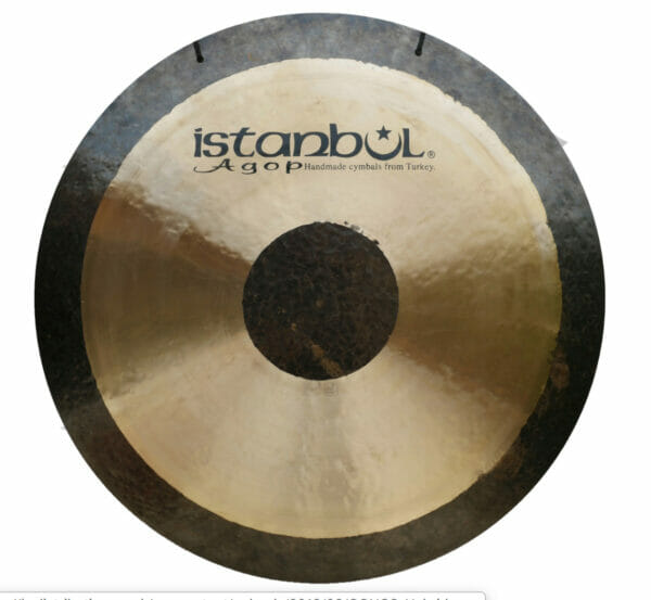 Istanbul Agop 12″ Hybrid Gong