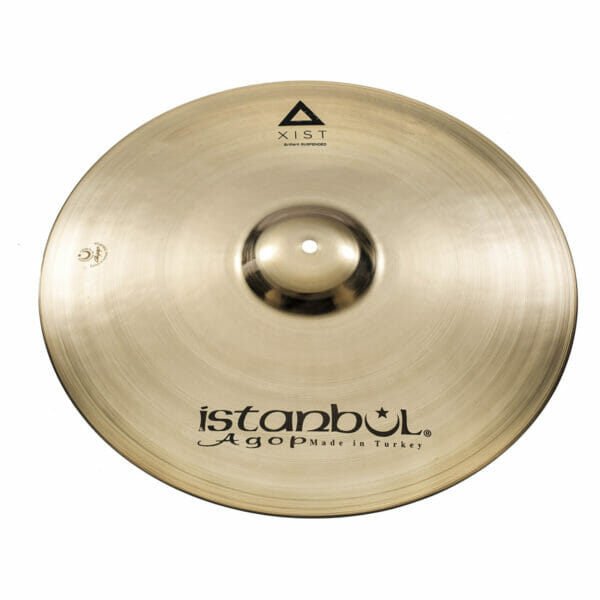 Istanbul Agop Xist 18″ Suspended Brilliant Crash
