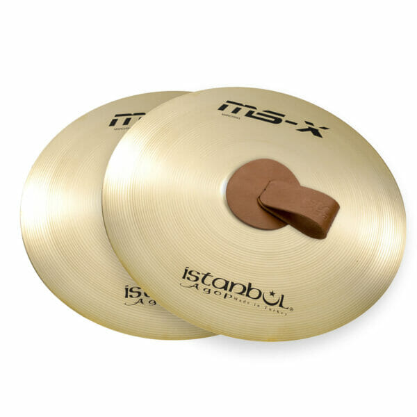Istanbul Agop 16″ MS-X Marching