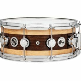 DW Snare Drum Super Solid Lacquer Specialty 14x5.5""