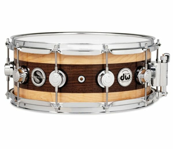 """DW Snare Drum Super Solid Lacquer Specialty 14x5.5"""""""