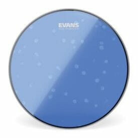 Evans Hydraulic Blue Snare Batter Drum Head, 14 Inch