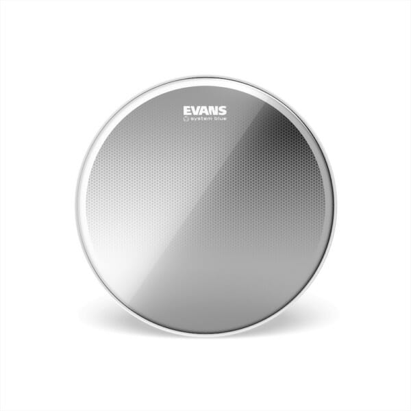 Evans System Blue SST Marching Tenor Drum Head, 13 Inch