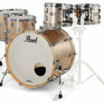 Pearl Masters Maple 22 5-Piece Shell Pack – Champagne Sparkle