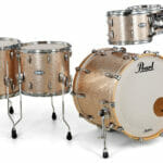 Pearl Masters Maple 22 5-Piece Shell Pack – Champagne Sparkle 12