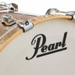 Pearl Masters Maple 22 5-Piece Shell Pack – Champagne Sparkle 9