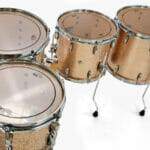 Pearl Masters Maple 22 5-Piece Shell Pack – Champagne Sparkle 3