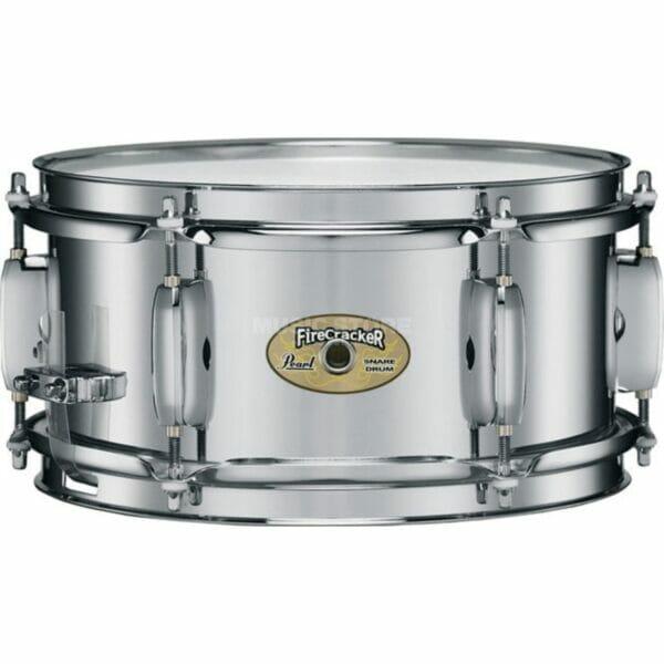 """Pearl FireCracker Steel Snare 10""""x 5"""""""