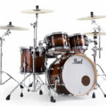 Pearl Session Studio Select 22 4 Piece Shell Pack – Gloss Barnwood