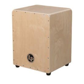 LP Cajon Matador 2-Voice Cajon - Natural