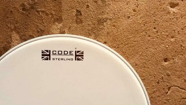 "Code 13"" Sterling Coated Snare Drum Head"