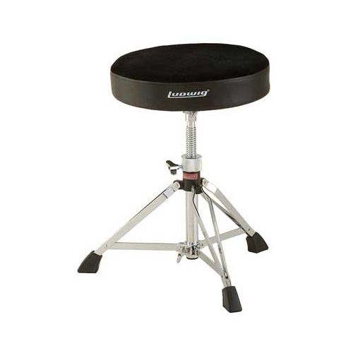 Ludwig L348TH Double Braced Round Drum Throne
