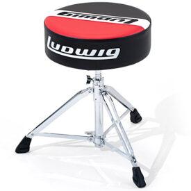 Ludwig Atlas Pro Round Drum Throne