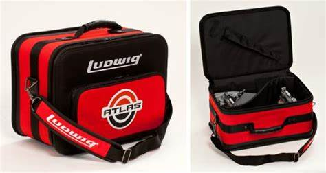 Ludwig Atlas Pro Bass Drum Pedal Bag - Single or Double