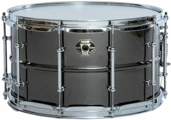 "Ludwig 14x8"" Black Magic Snare Chrome"