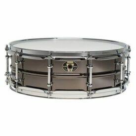 "Ludwig 14x5.5"" Black Magic Snare Chrome"