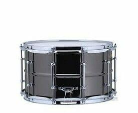 "Ludwig 13x7"" Black Magic Snare Chrome"