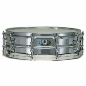 "Ludwig 14x4"" Supralite Steel Snare"