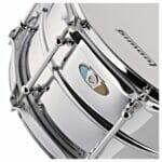 Ludwig 15×5 Supralite Steel Snare Drum3