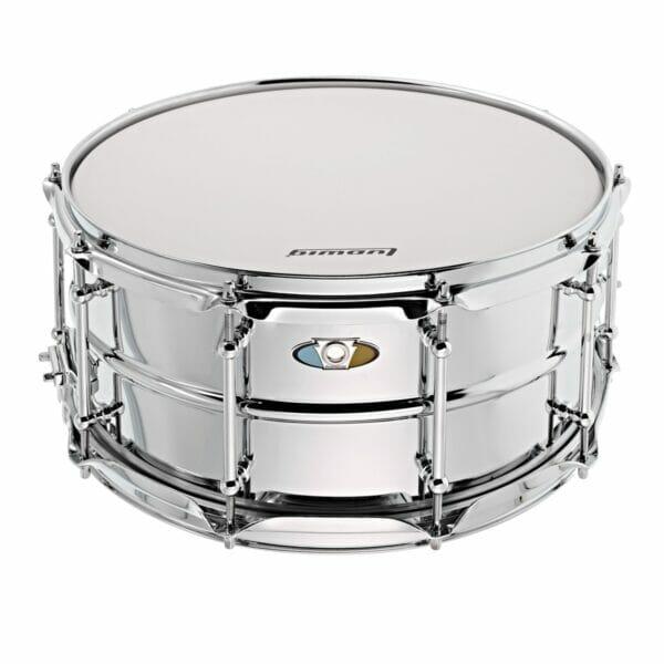 "Ludwig 15x5"" Supralite Steel Snare Drum"