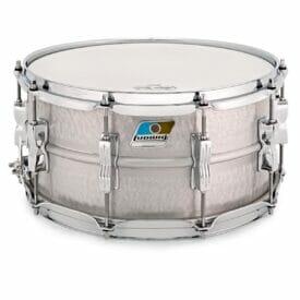 "Ludwig 14x5"" Hammered Acrolite Snare Drum"