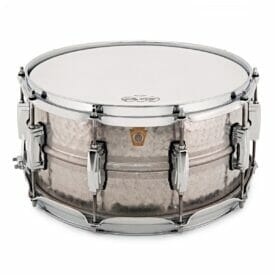 """Ludwig 14x5"""" Hammered Acrophonic Snare Drum"""