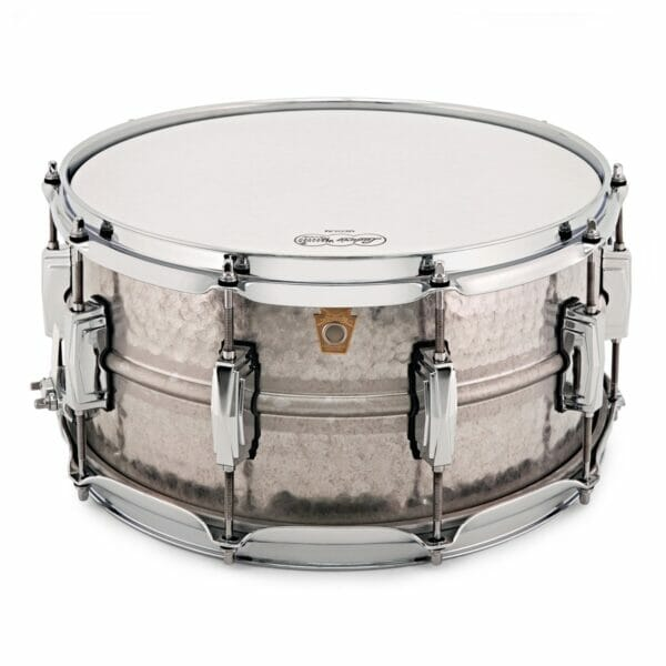 "Ludwig 14x5"" Hammered Acrophonic Snare Drum"