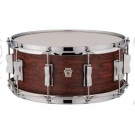 "Ludwig 14x6.5"" Standard Maple Snare Drum - Brandy"