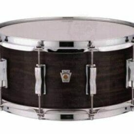 "Ludwig 14x6.5"" Standard Maple Snare Drum - Charcoal"