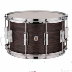 "Ludwig 14x8"" Standard Maple Snare Drum - Charcoal"