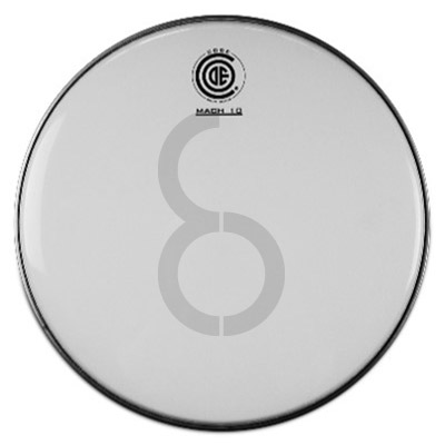 """Code 14"""" Mach 10 Marching Snare Drum Head"""