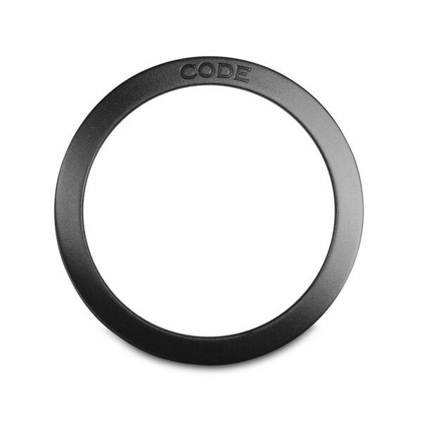 "Code 2"" Black Port Hole"