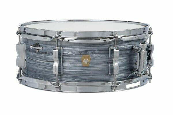 "Ludwig 14x5.5"" Jazz Fest Snare Drum - Vintage Blue Oyster"