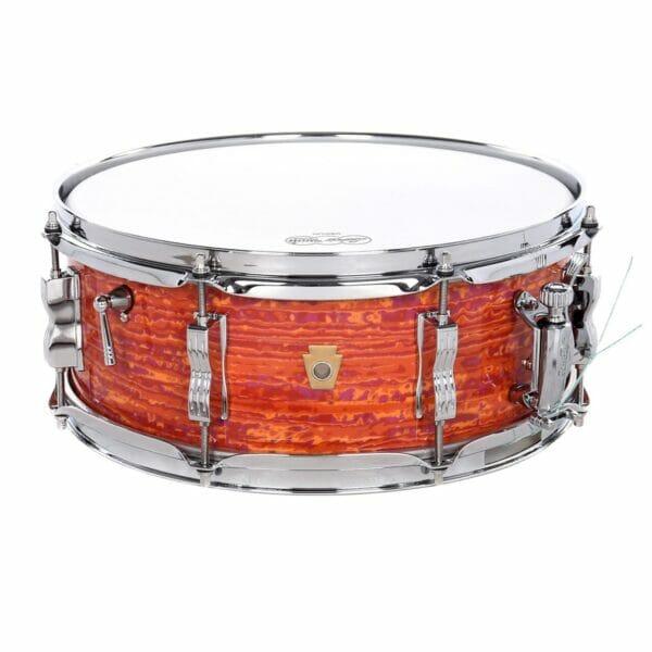 "Ludwig 14x5.5"" Jazz Fest Snare Drum - Mod Orange"