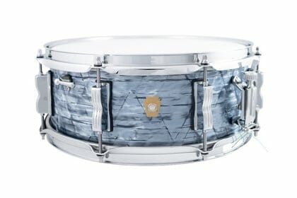 "Ludwig 14x5.5"" Jazz Fest Snare Drum - Sky Blue Pearl"