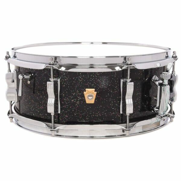 "Ludwig 14x5.5"" Jazz Fest Snare Drum - Black Galaxy"