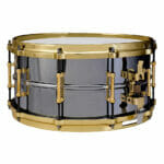 Ludwig 14×6.5″ Black Beauty Snare Drum