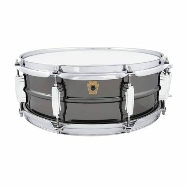 "Ludwig 14x5"" 8 Lug Black Beauty Snare Drum"