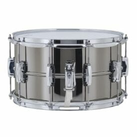 "Ludwig 14x8 "" Black Beauty Snare Drum with Imperial Lugs"